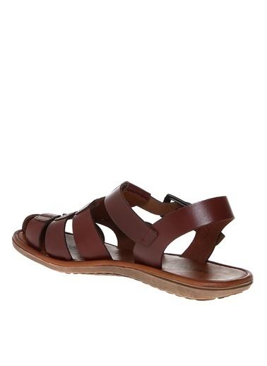 Greyder Sandalet Taba